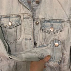 American Eagle XS denim jacket